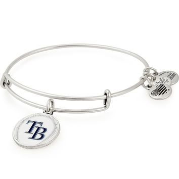 Tampa Bay Rays Color Infusion Charm Bangle