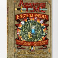The Adventure Time Encyclopedia By Martin Olson- Assorted One
