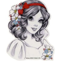 Disney Snow White Sketch Sticker