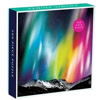 Galison Cosmos Cosmic Lights 500 pc Puzzle