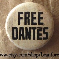 free dantes Count of Monte Cristo by beanforest on Etsy