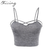 Women Fashion Sexy Crop Top One Size A1505019 = 1956732292