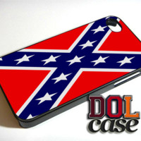 Rebel Flag Hybrid iPhone Case Cover|iPhone 4s|iPhone 5s|iPhone 5c|iPhone 6|iPhone 6 Plus|Free Shipping| Beta 422