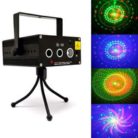 Master 100Kinds singal units patterns RGB LED Laser Stage Lighting Adjustment DJ Party Wedding Club Bar Projector = 1945967236
