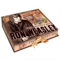 Harry Potter and the Deathly Hallows: Ron Weasely Artefact Box  