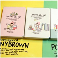 A Bright New Day Planner