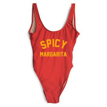 Spicy Margarita One Piece Swimsuit