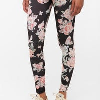 Urban Outfitters - BDG Abstract Legging - Floral