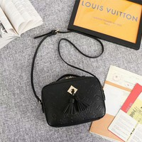 Louis Vuitton Lv Monogram Leather Saintonge Inclined Shoulder Bag #35771 - Best Deal Online