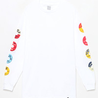 HUF 45 RPM Long Sleeve T-Shirt at PacSun.com