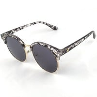 Ladies Star Fashion Sunglasses [6592751107]