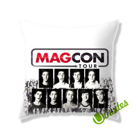 Magcon Boys Tour Square Pillow Cover