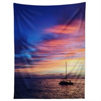 Deb Haugen Come Sail Away Tapestry