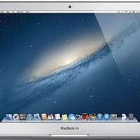 Apple MD760HN/A MacBook Air (4th Gen Ci5/ 4GB/ 128GB Flash/ Mac OS X Mountain Lion) (Silver)(Additional 10% Cashback with Standard Chartered Bank Credit/Debit Cards (Any Seller, Any Laptop). )