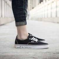 LMFNW6 VANS He loves me Couple Sneaker Casual Shoes