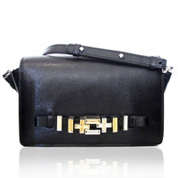 The Sixto Clutch/Shoulder bag
