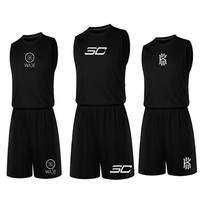 Men Basketball Jerseys Set Quick Dry Breathable Sports Basketball Shirt & Short Pants Plus Size Gym Training Jerseys Suits Sport