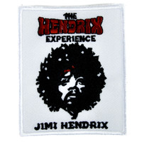 Jimi Hendrix Experience Patch Iron on Applique Alternative Clothing