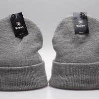 Perfect Brixton Beanies Print Women Men Hip hop Beanies Winter Knit Hat Cap