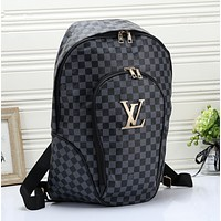 Louis Vuitton LV classic travel bag backpack