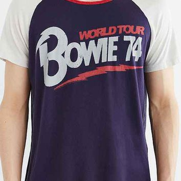 TRUNK LTD David Bowie Raglan