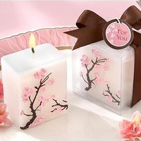 Romantic Wedding Decoration Scented Candles
