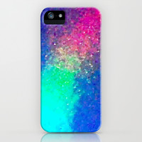 Nebula iPhone & iPod Case by Serena Gailey