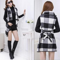 New winter fashion women's clothing of cultivate one's morality wool coat = 1956527044