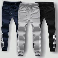 Casual Pants Summer Men Slim Men's Fashion Plus Size Sportswear [10809528771]