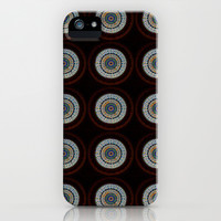 Stained Glass Trip iPhone & iPod Case by Chris Klemens