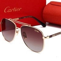 CARTIER New fashion Trendy sunglasses L-HWYMSH-YJ