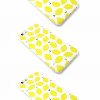 Lemon Phone Case For IPHONE