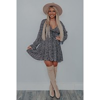 Everything You Want Dress: Multi