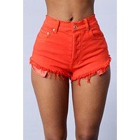 denim shorts candy colors 2017 women s fashion brand vintage tassel ripped loose high waist shorts punk sexy short jeans 2070