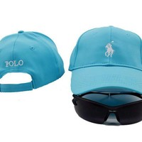 Polo Ralph Lauren Women Men Embroidery Sport Baseball Cap Hat-19