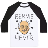 BERNIE 4EVER BASEBALL SHIRT