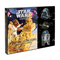 Star Wars Wookiee Pies, Clone Scones, And Other Galactic Goodies Cookbook Multi One Size For Women 27752995701