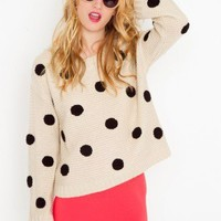 Connect The Dots Knit - NASTY GAL