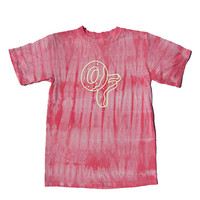 Odd Future Official Store | OF DONUT OUTLINE TIE DYE TEE
