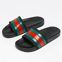 GG Summer Men's and Women's All-match Slippers Shoes