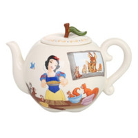Disney Snow White Apple Teapot