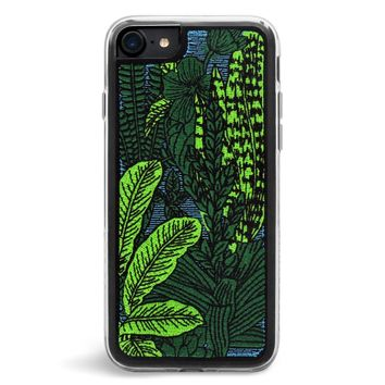 Jungle Embroidered iPhone 6/6s/7/8 Case