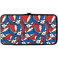 Grateful Dead Women's Steal Your Face Stacked Girls Wallet