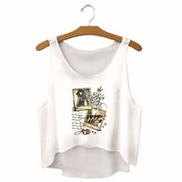 Womens Sports Vest Show Hilum Tank Top Summer Gift - 13