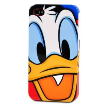 Donald Duck Face iPhone 4 Case   Electronic Accessories   Disney Store
