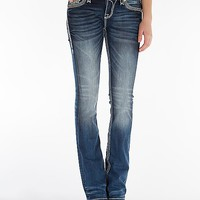 Rock Revival Lina Mid-Rise Boot Stretch Jean