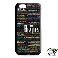 The Beatles iPhone 6 Case   iPhone 6S Case