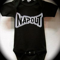 "Black Onesuit Or Shirt ""Napout"""