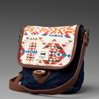 Obey Tribal Crossbody in Indigo from REVOLVEclothing.com