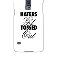 Haters Get Tossed Outd - Samsung Galaxy S5 Case